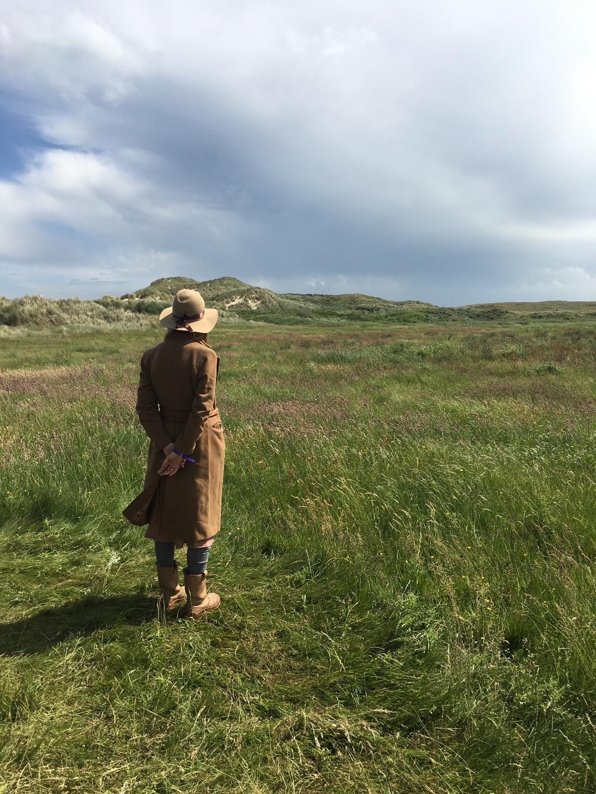Marleen van der Werf | Oerol | Levende Duinen